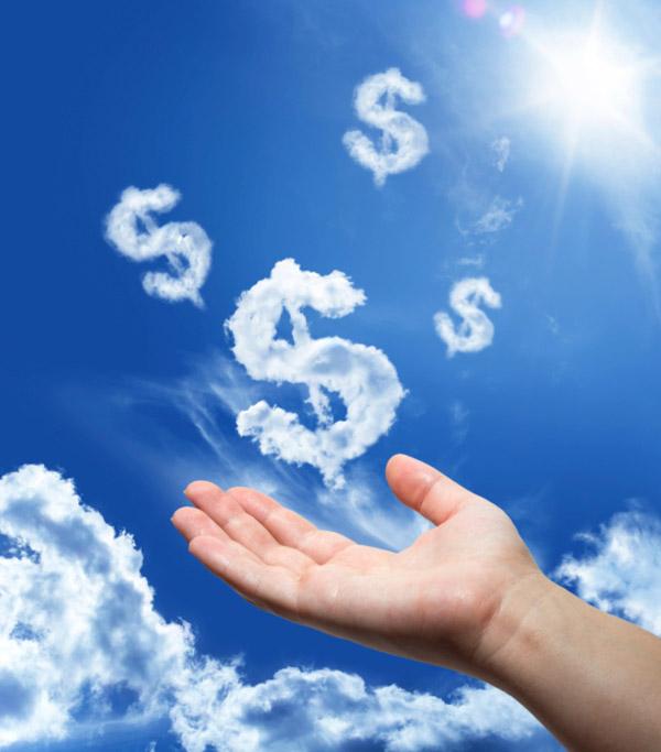 5 modi per attirare la prosperità economica con la Legge d' Attrazione
