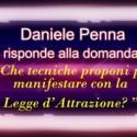 Daniele penna legge attrazione Milano