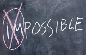 7 motivi per cancellare definitivamente la parola impossibile dal tuo vocabolario!