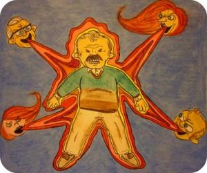 Attenzione ai 10 ladri (vampiri) della tua energia… parola del Dalai Lama