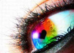 Impara a vedere con gli occhi dell'amore